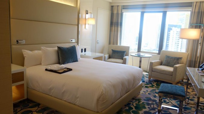 jupiters casino executive deluxe room