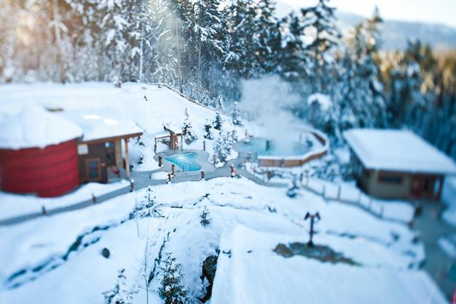 Scandinave Spa day